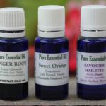 Aromatherapy Intro Class 2/24/18