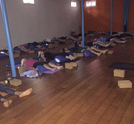 "Yoga's Safe Haven (Savasan-ahhhh!) – Corpse Pose ""Death of the Ego"""