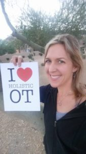 kristine giles holistic ot occupational therapy therapist complementary integrative health