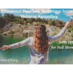 Emotional Freedom Technique (EFT) Intro Class 50% Off for Full Members