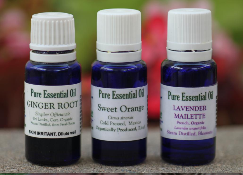 Aromatherapy Intro