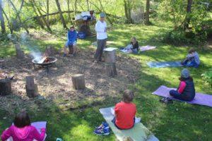 Lisa Haverly Holistic OT children yoga