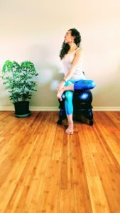 Adaptive yoga from Holistic OT Jahara
