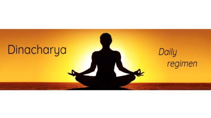 Ayurvedic (Dinacharya) and OT Resource Page