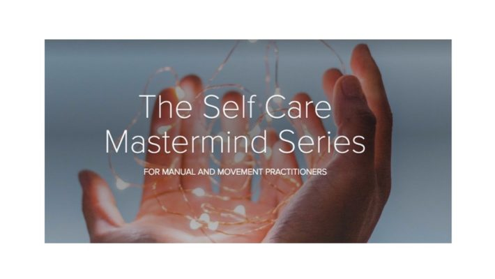 The Self Care Master Mind Series
