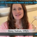 Holistic OT Confidence Booster and Pep Talk