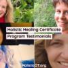Holistic Healing Certificate Program – Testimonials