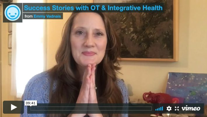 3 Client Success Stories with OT & Integrative Health
