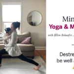 Mindful Yoga & Meditation at Home