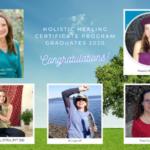Holistic Healing Certificate Program Graduates 2020