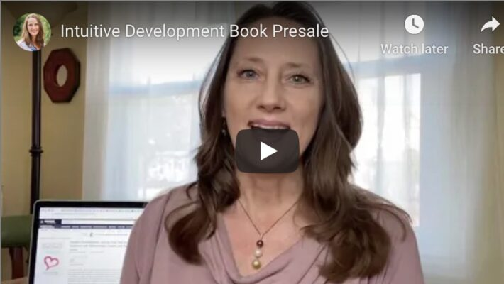 Intuitive Development Book Presale