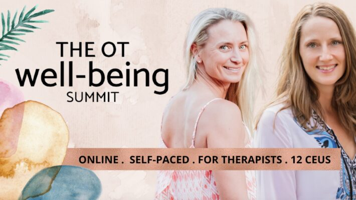 OT Well-Being Summit