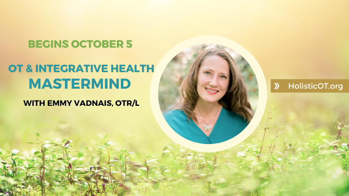 OT and Integrative Health Mastermind